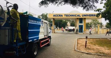 Zoomlion Prepares Grounds For Continuing Students Of Takoradi Technical University, Holy Child