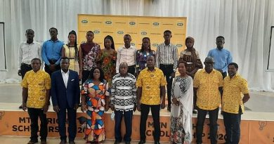 50 Students Benefit From MTN Bright Scholarship Awards