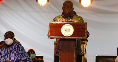 Akufo-Addo Lauds Building Of The Biggest Composting & Recycling Plant In Africa