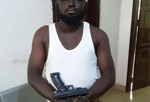 Armed Robber Transferred To Tema For Prosecution