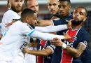 Brawl breaks out after Marseille's defeat of PSG