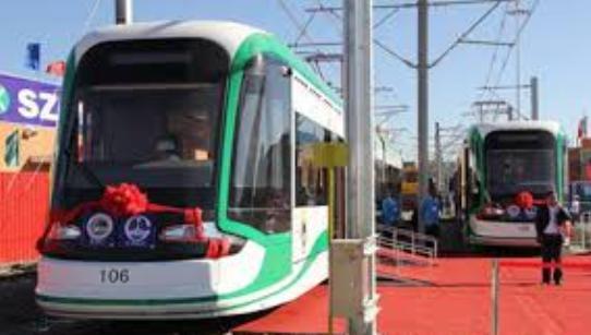 Breaking: Buhari inaugurates Itakpe-Warri rail line – P.M. News