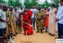 C/R: CODA Cuts Sod For Astroturfs At Agona Swedru, Nyarkrom
