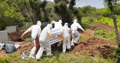 COVID-19 Burial Team Demands Relief Package After Member Got Infected