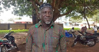 Dagbon State Senior High Technical Headmaster Lauds Disinfection Exercise