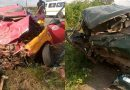 E/R: Four Killed In Road Crash At Somanya