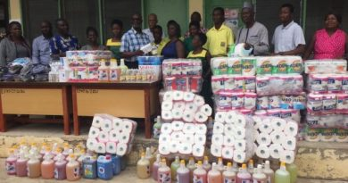 Ebenezer SHS Gets Support From Padua 1973 Year Group