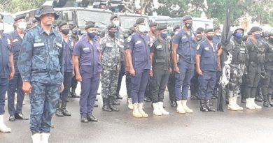 Election 2020: Don't Engage In Politics — Police Advised