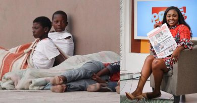 Food Is Not Enough — Street Children In Ayawaso West Wuogon Cry Out