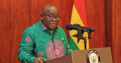 Full Text: Akufo-Addo's 17th Update On Covid-19