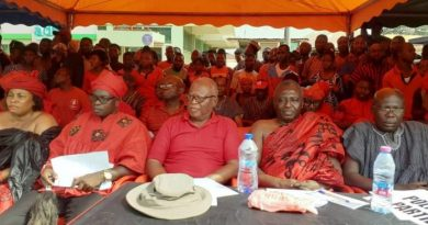 Gbi-Hohoe Chiefs Distance Themselves From Volta Secessionist Group