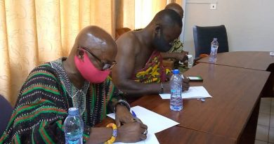 GSR Sub -Contractors Commits to Partner Host Communities for Development.