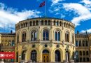Hackers attack Norwegian parliament