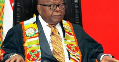 Inusah Fuseini Extols Speaker Mike Oquaye