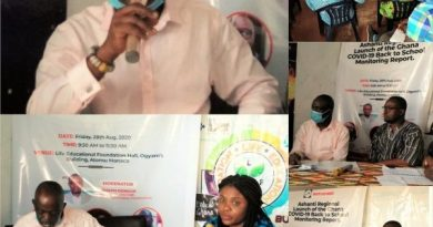 Lack Of Health Facilities, Personnel In Schools Worrying — Report