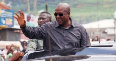 Mahama Cut Bono Region Tour Short, Return To Accra Over Missing Names In New Voter Roll