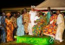Mahama Installed As Development Chief Of Apesika
