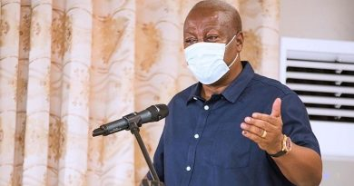 Mahama Promises One TVET, One District