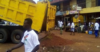 NDC PC Lawyer Jofa Gives Facelift To Yendi Market