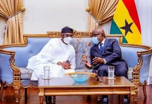 Nigeria, Ghana Speakers Hold Talks Over Diplomatic Row
