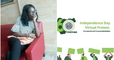 Nigerian Lady Mobilises Online Protest On Independence Day