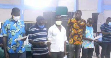 NPP Suhum Constitueny Inaugurates Nankese Campaign Team
