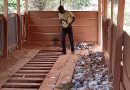 Open Defecation swallows Adumasa as residents avoid dilapidated public toilet.