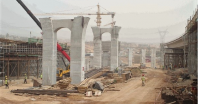 Pokuase Interchange Project 82% Done – Resident Engineer