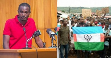 Separatist Group: 'They Have UN On Their Side' — Ernesto Yeboah Defends