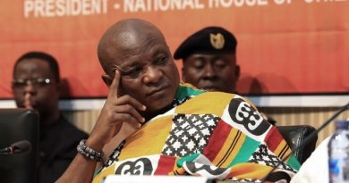 Togbe Afede Wasn't Contracted As Transaction Advisor For Planned Royalties Company Under Mahama — SAS Finance group