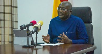 Tribalism Don't Win Elections—Bawumia Counsels Mahama