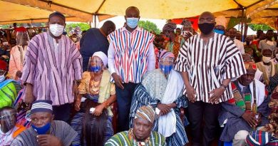 We Have Every Reason To Give You 4 More To Do More For Us — Tatale Paramount Chief