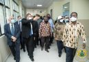 Akufo-Addo Commissions 60-bed Tepa hospital