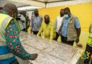 Akufo-Addo Cut Sod For €256m Ashiaman-Akosombo Dualisation Road Project