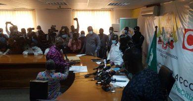 Akufo-Addo File Nominations To EC