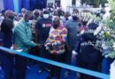 Akufo-Addo Unveils Ultra-Modern Metro TV Edifice In Accra