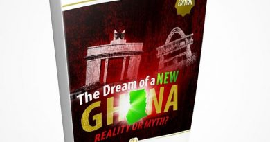Apostle Piesie Okyere-Darko Shares Insights About His Book 'The Dream Of A New Ghana: Reality Or Myth?'