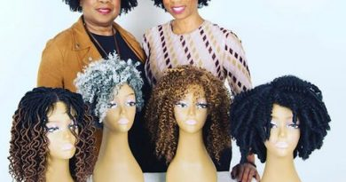 Black Cancer Patients Don't Have Wigs That Represent Them. One Cancer Survivor Is Changing That.