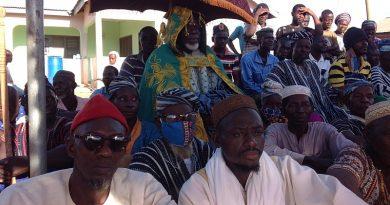 Busunuwura Jonokpowu II Launches One-Year Anniversary