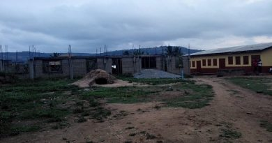 Chief Laments Neglect Of Ahodwo Akuapeng Anorfo School Project