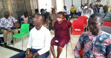 Community Development: NBU Meet CSOs, Assembly Members, Et Al