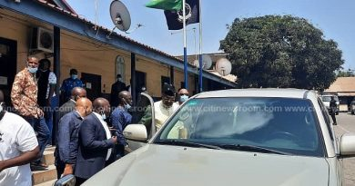 Criminal Charges Against NDC's Said Sinare Withdrawn