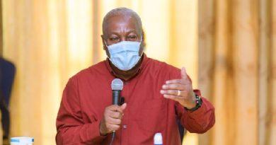 EC Resurrected Dead Parties To Bulldoze Its Way At IPAC Meetings — Mahama
