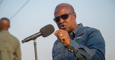 Election 2020: Don't Try To Subvert The Will Of Ghanaians – Mahama Warns EC