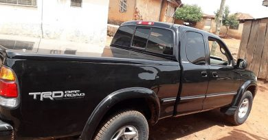 Election 2020: NPP Japan Branch Presents Toyota Tundra Pick-Up To Bono East Regional Npp Secretariat
