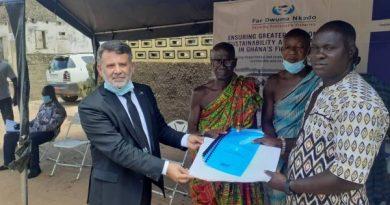 EU Urges Ghana To End Saiko Fishing