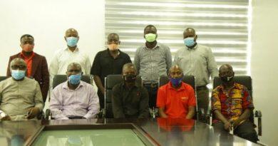 Former Black Stars Captain To Be Buried On November 7