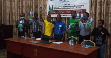 Group Calls On Gov't To Increase Taxes For Tobacco, Alcohol Companies To Reduce Patronage