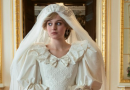 Here's Your First Look at <i>The Crown</i>'s Take on Princess Diana's Wedding Dress