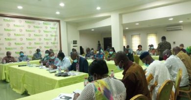IDEG, CFI To Setup 16 Situation Rooms To Monitor Election 2020